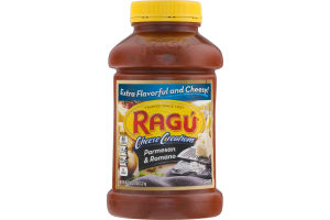 Ragu Cheese Creations Parmesan & Romano Sauce