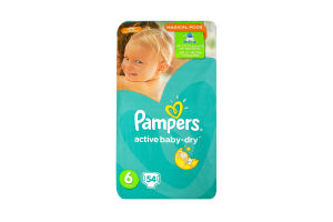 Підгузники Pampers ML JP Junior+ 54шт