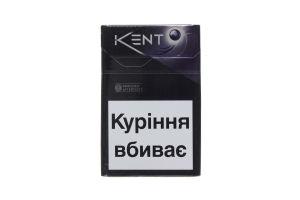 Сигареты Kent Feel Aroma с капсулой в фильтре 20шт