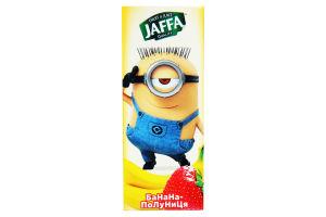 Нектар Банан-полуниця Jaffa Kinder 0,2л