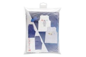 Пижама для мальчика Donella 4-5лет Z-01