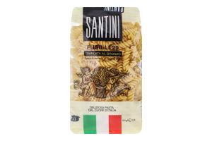 Изделия макаронные Fusilli №29 Santini м/у 500г