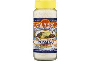 Calabro Italian Style Romano Cheese Grated