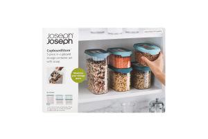 Набір контейнерів харчових №81113 CupboardStore Joseph Joseph 5шт