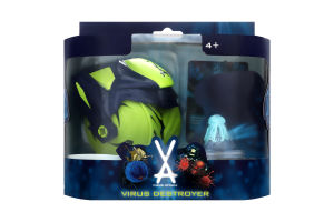 Набір іграшковий Virus Attack 4+