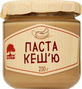 Паста кеш'ю Інша Їжа с/б 200г