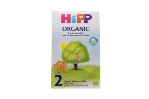 Суміш молочна Hipp Organic 2 300г