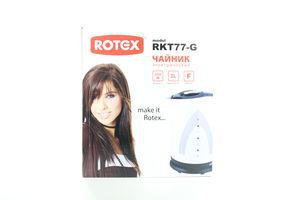 Чайник дисковый RKT77-G Rotex