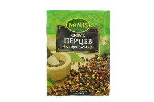 Смесь перцев горошком Kamis м/у 15г