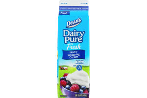 Dean's Dairy Pure Fresh Heavy Whipping Cream