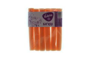 Бигуди папильотки Mix №7878 Violetta 6шт