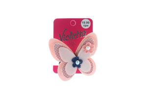 Резинка для волос детская №124432 Violetta 1шт