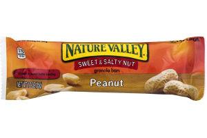 Nature Valley Sweet & Salty Nut Granola Bars Peanut