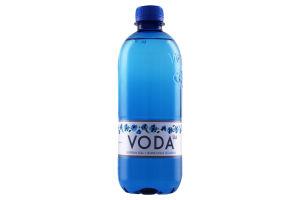 Вода родниковая с ионами серебра негазированная VODA UA п/бут 0.5л