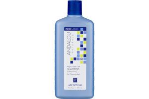 Andalou Naturals Argan Stem Cell Shampoo