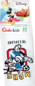 Носки дет Conte-kids Disney 17С170 белый р22 369
