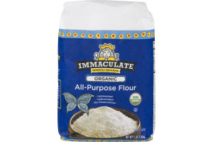 Immaculate Organic All-Purpose Flour Unbleached