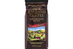 New England Coffee Centennial Reserve Medium Roasted Freshly Ground