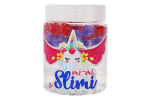 Слайм для дітей від 8років 250г №71815 Mi-mi Slimi Strateg 1шт