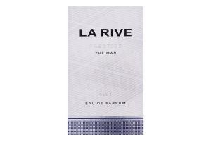LA RIVE PRESTIGE MAN BLUE Чоловіча туалетна вода, 75 мл