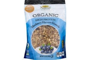 New England Naturals Organic Granola Blueberry Harvest