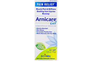 Boiron Arnicare Gel Homeopathic Medicine Pain Relief