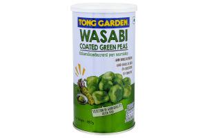 Горох зеленый жареный с васаби Tong Garden ж/б 180г