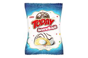 Кекс Today Snowball мол нач гл Elvan 50г