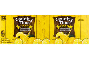 Country Time Lemonade - 12 PK