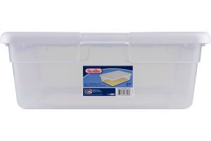 Sterilite Storage Box 28 Qt. White