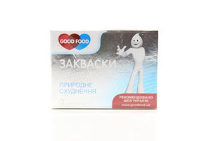 Закваска Good Food бактериальная Йогурт-фитнес 3г
