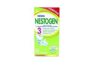 Смесь молочная Nestogen-3 Prebio1 Nestle 350г