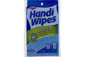 Clorox Handi Wipes Multi-Use Reusable Cloths - 6 CT