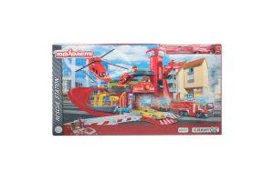 Іграшка для дітей від 3 років Rescue station Majorette 1шт