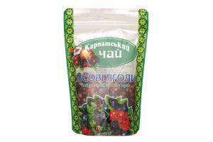 Чай из плодов ягод и трав Лесные ягоды Карпатский чай м/у 100г