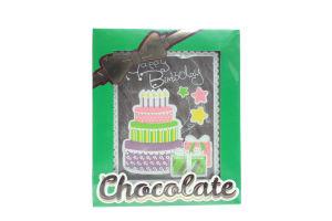 Шоколад Шоколадні чудеса Листівка Торт 12*15см 100г х12