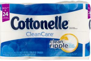 Cottonelle Toilet Paper Clean Care - 12 CT