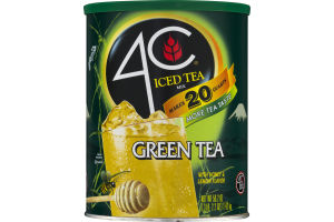 4C Iced Tea Mix Green Tea