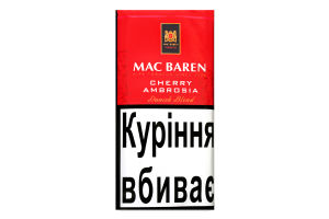 Тютюн трубковий Mc Baren Cherry Аmbrosia Mixture 50г