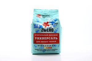 Стиральный порошок Универсальный Kraft Zwerg 1кг