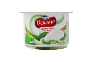 Йогурт 3.2% двухслойный Киви Дольче ст 115г