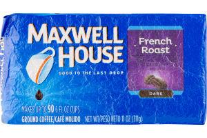 Maxwell House French Roast Dark