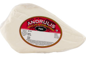 Andrulis Baltic Style Farmers Cheese Plain