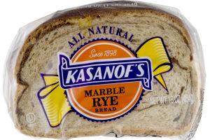 Kasanof's Bread Rye Marble