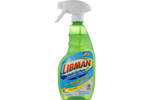 Libman Multi-Surface Everyday Floor Cleaner Citrus Scent