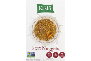 Kashi 7 Whole Grain Nuggets