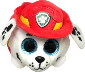 Іграшка м'яка Щенячий патруль Маршалл TY Teeny Ty's