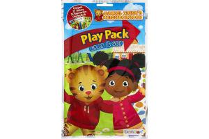 Daniel Tiger's Neighborhood Play Pack Grab & Go