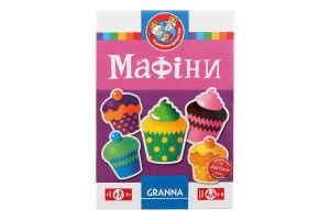 Гра настільна для дітей від 5років Мафіни Granna 1шт
