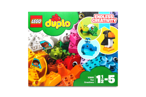 LEGO® DUPLO® My First Веселые кубики 10865